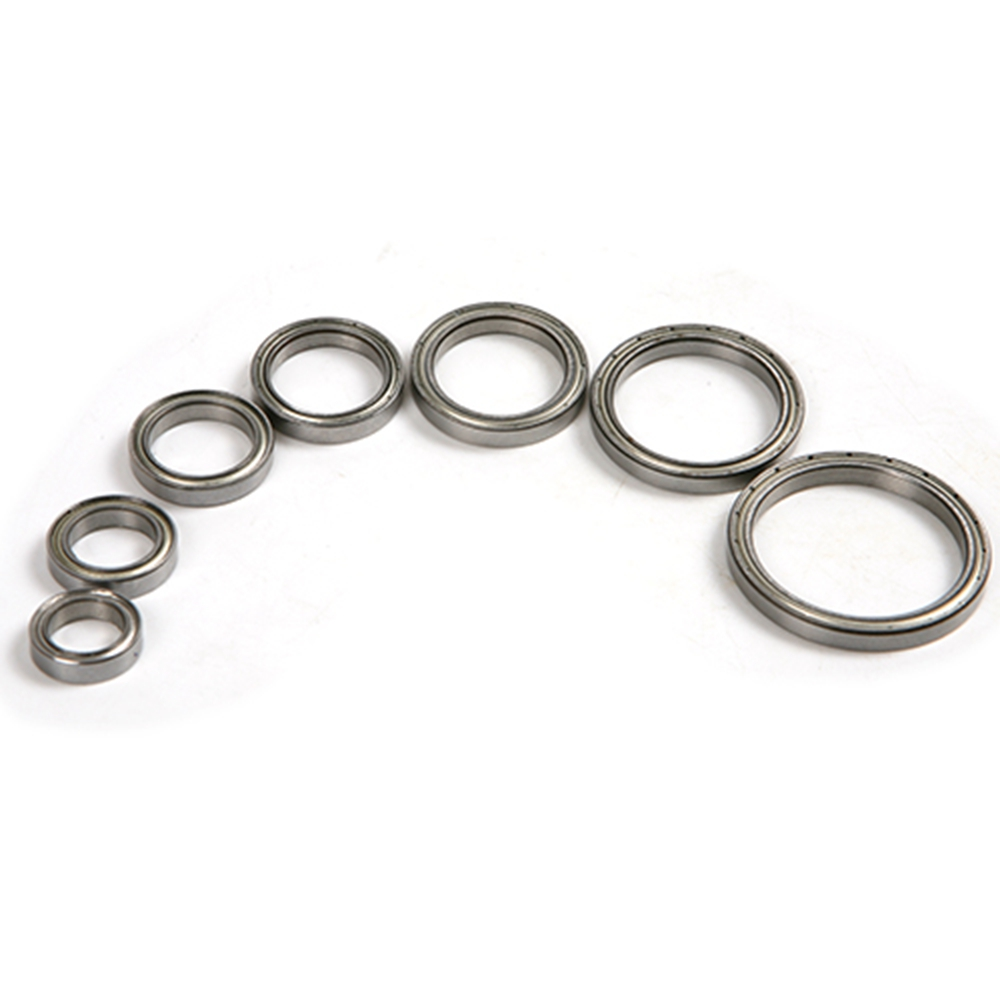7pcs/Set Deep Groove Super Thin wall Ball Bearing Inner Diameter 10/12/15/17/20/25/30mm Choice Bearing Steel Round Bearings best price 10 pcs 6901 2rs deep groove ball bearing bearing steel 12x24x6 mm