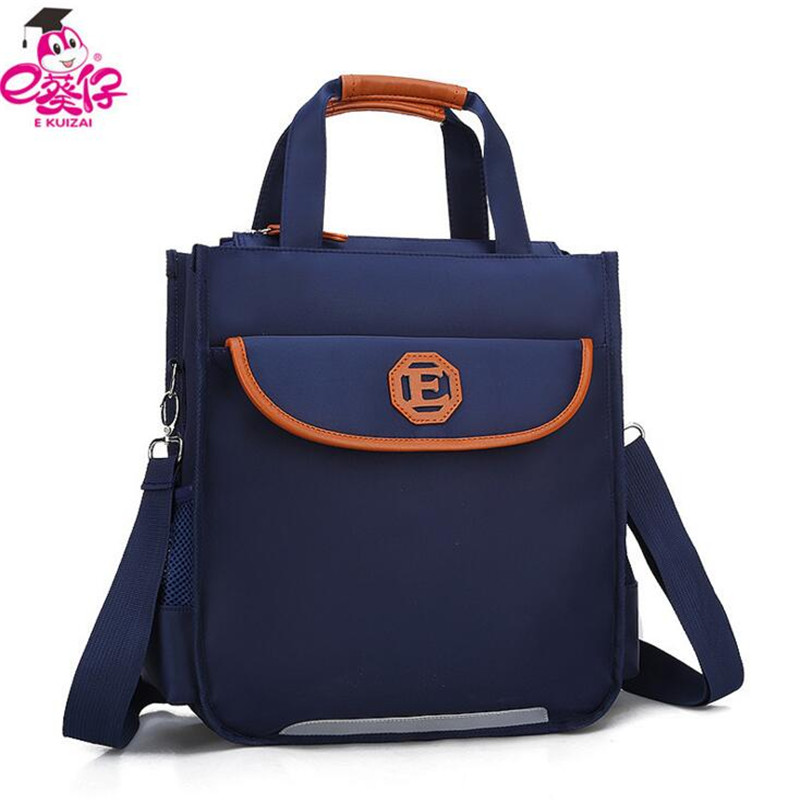 Luxury Brands Boy School Bags Primary Book Bag Hot Tutorial Mochila Children Remediation British Cram Pack P418 In From Luggage
