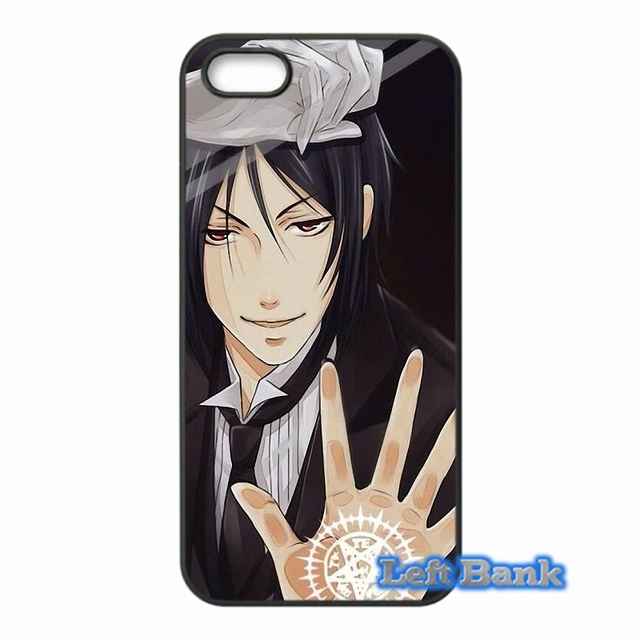 Black Butler Kuroshisutji Anime Cellphone Cover For Xiaomi Redmi