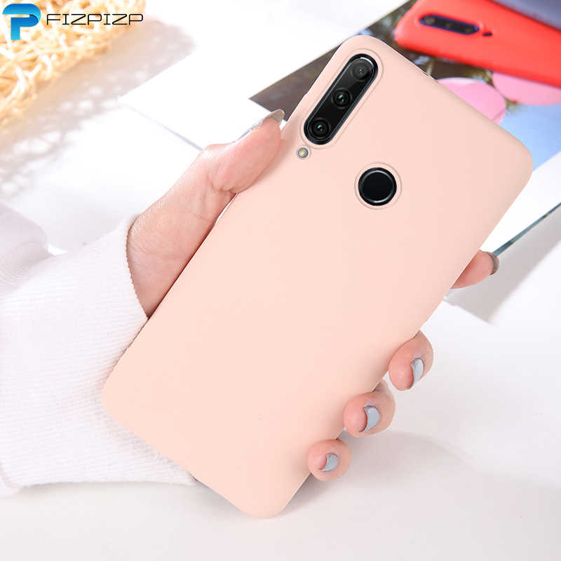 Candy Silicone Case For Huawei Honor 10i Honor 10 Lite Honor10 View V10 9 20 8A 8X 8C 8S Fashion Soft TPU Case Gel Rubber Cover