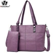 Fashion Large Capacity Ladies Hand bag Luxury Handbags Women Bags Designer High Quality Leather Tote Crossbody bags Purses 2019