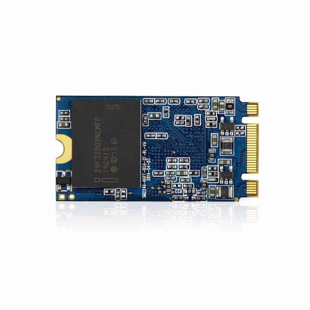 (N400-64GB) disco duro de estado sólido interno KingDian Ultra delgado actualización m2 22*42 NGFF 60GB 64GB