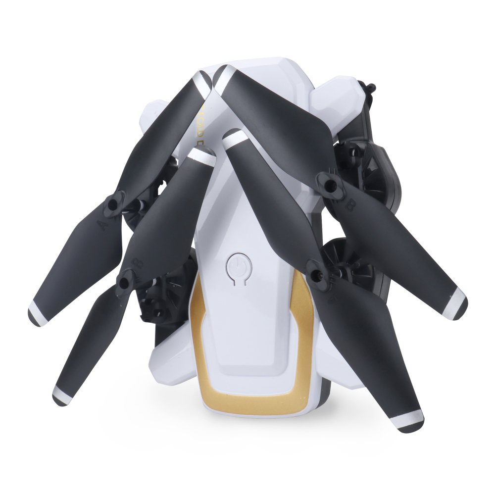 LF609 2.4G Wi-fi FPV RC Drone com câmera 0.3MP/2.0MP Brushless RC Quadcopter RTF Dobrável 3D Virar Segure headles dropshipping
