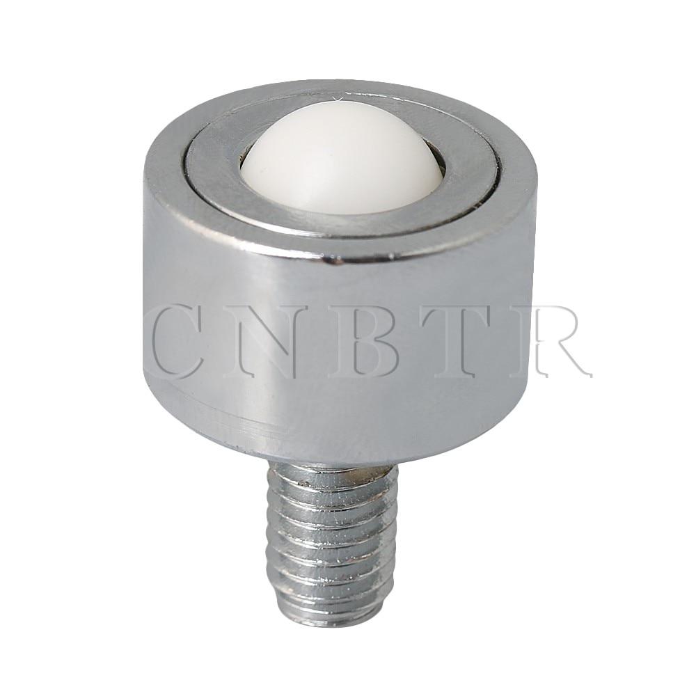 15mm Carbon Steel Ball Metal Transfer Bearing Unit Wheel Conveyor Roller Stem