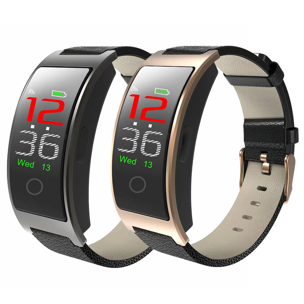 CK11C Fitness Smart Bracelet Blood Pressure Heart Rate Monitor Smart Band Color Screen Call Message Reminder for Ios Android