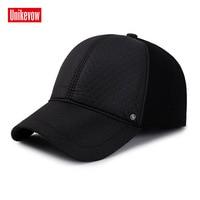 UNIKEVOW Новое прибытие M Логотип Спорт Зимние бейсболки с ушками повседневное зимняя шапка теплые шапки для мужчин гольф шляпа