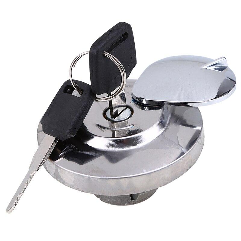 Мотокросс Топливный бак газа Кепки + ключ ручка замки 70 мм Чехлы для Honda Shadow Spirit VT750 DC C2 VLX VT600 Аксессуары для мотоциклов