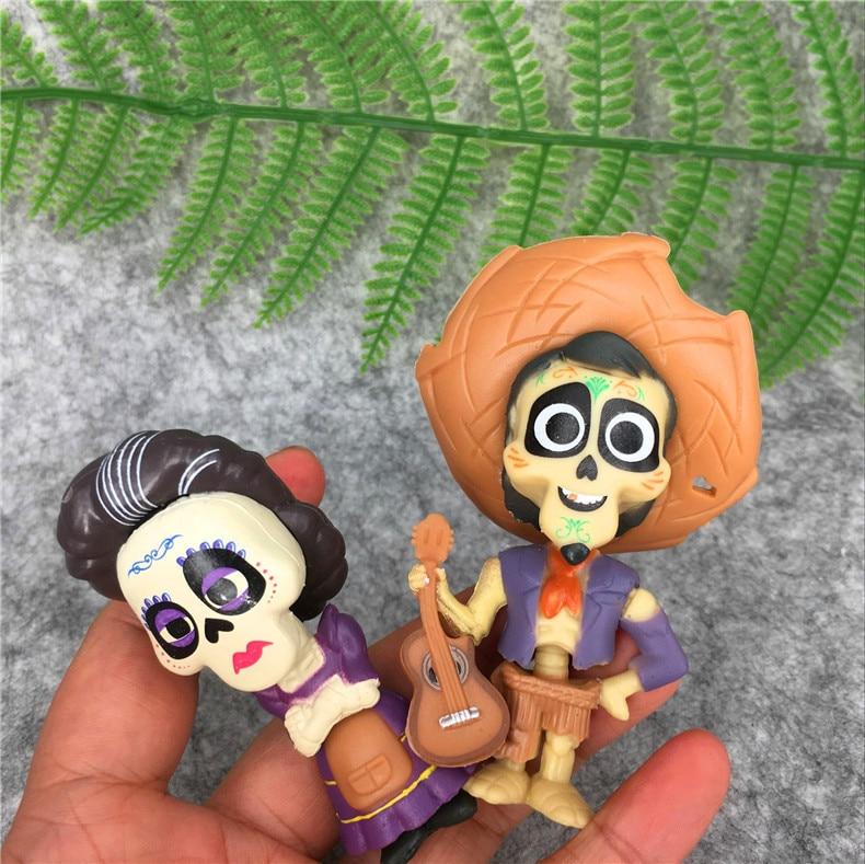 Pixar Coco Dante PVC Figure Loose Disney