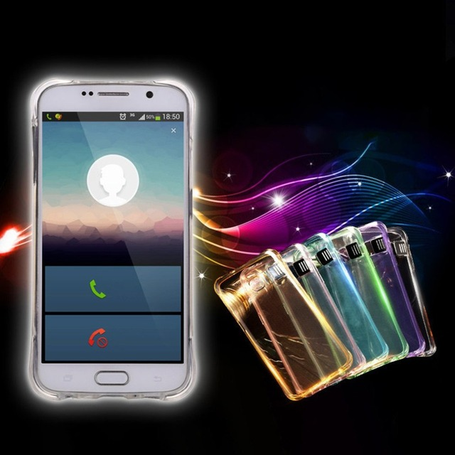 samsung galaxy s7 edge led case