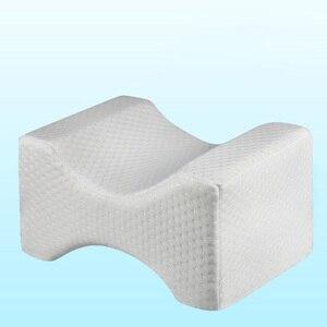 Image 5 - Almofada travesseiro para perna do joelho, travesseiro com espuma de memória para cama, almofada para perna, molde a gravidez, alívio da dor no corpo, travesseiro para dormir