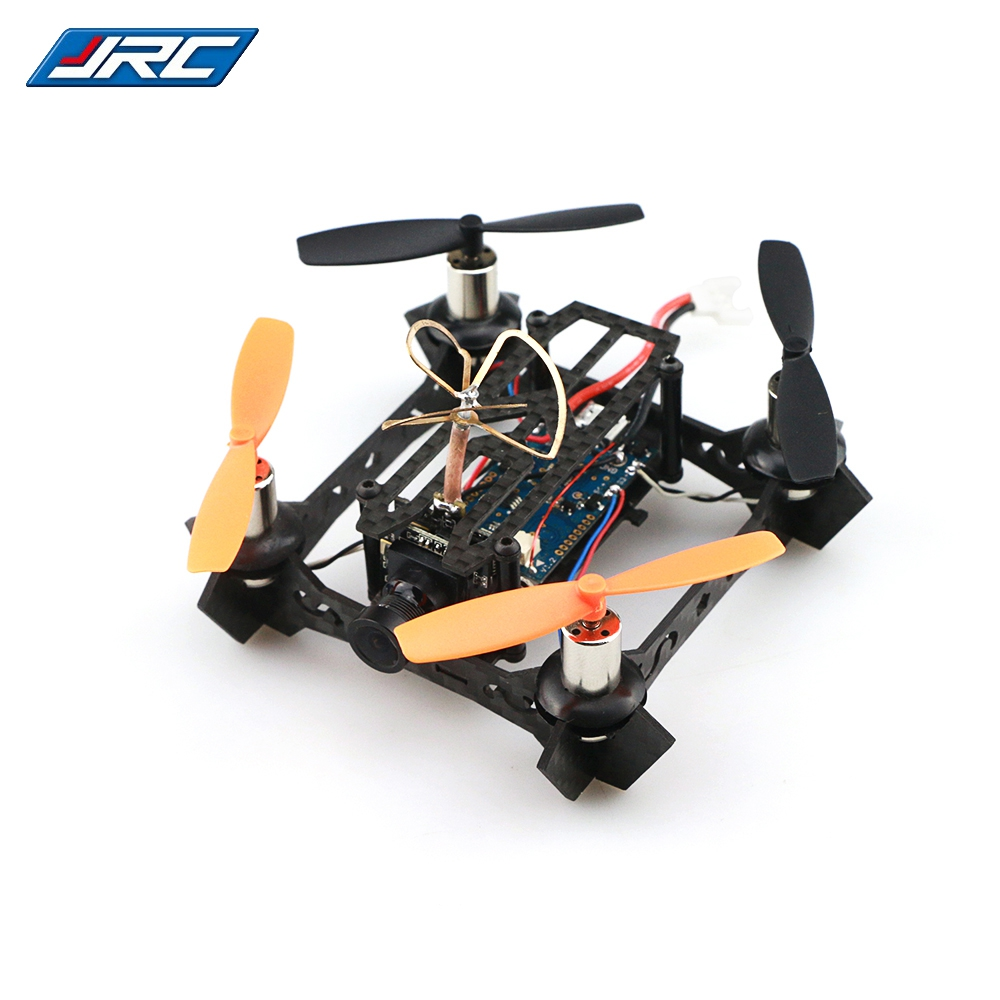 Newest DIY Mini Drone JJRC JJPRO  T2 85mm FPV Racing Drone ARF With 5.8G 40CH 800TVL Naze32 Brushed FC  MD8520 Motor Multicopter jjrc jjpro p175 5 8g 40ch fpv rc racing drone arf