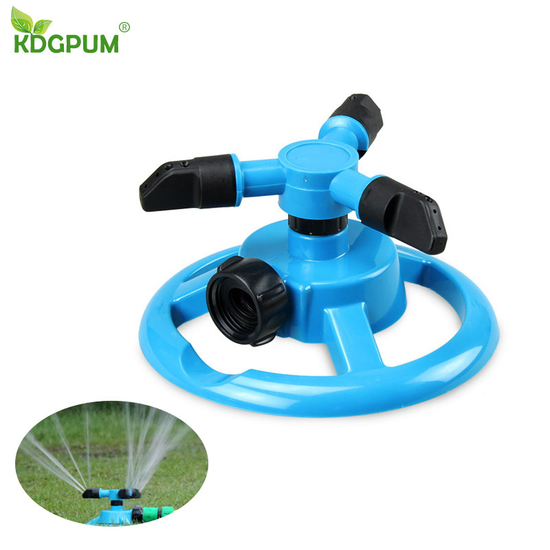 Hot Seat Disc Sprinkler 360 Degree Rotating Watering Nozzle Spray Irrigation Gardening Tools For Family Garden Park Farms Lawn