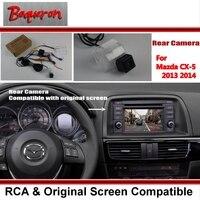 Car Rear View Camera Back Up Reverse Camera Sets For Mazda CX 5 CX 5 CX5
