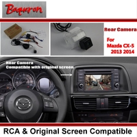 Car Rear View Camera Back Up Reverse Camera Sets For Mazda CX 5 CX 5 CX5