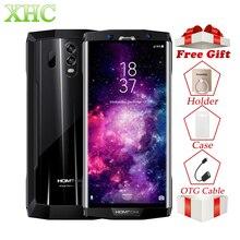 Дешевые HOMTOM HT70 10000 мАч смартфонов 6,0 «Android 7,0 4 г Оперативная память 64 г Встроенная память MTK6750T Восьмиядерный 16MP + 5MP OTG ОТА gps Dual SIM мобильных телефонов