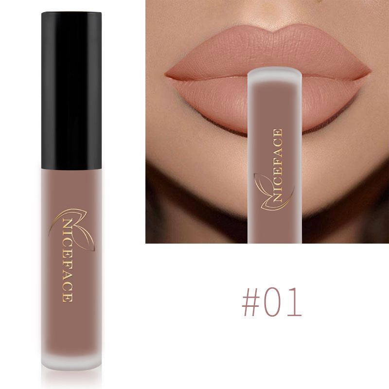 NICEFACE Lip Gloss 34 Colors 4