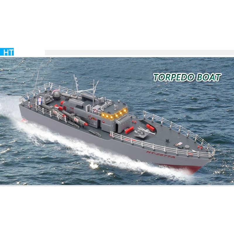 Радиоуправляемая лодка 1/275 эсминец военный корабль дистанционное управление Военные морские сосуды гоночный корабль электронная модель для детей день рождения хобби игрушки