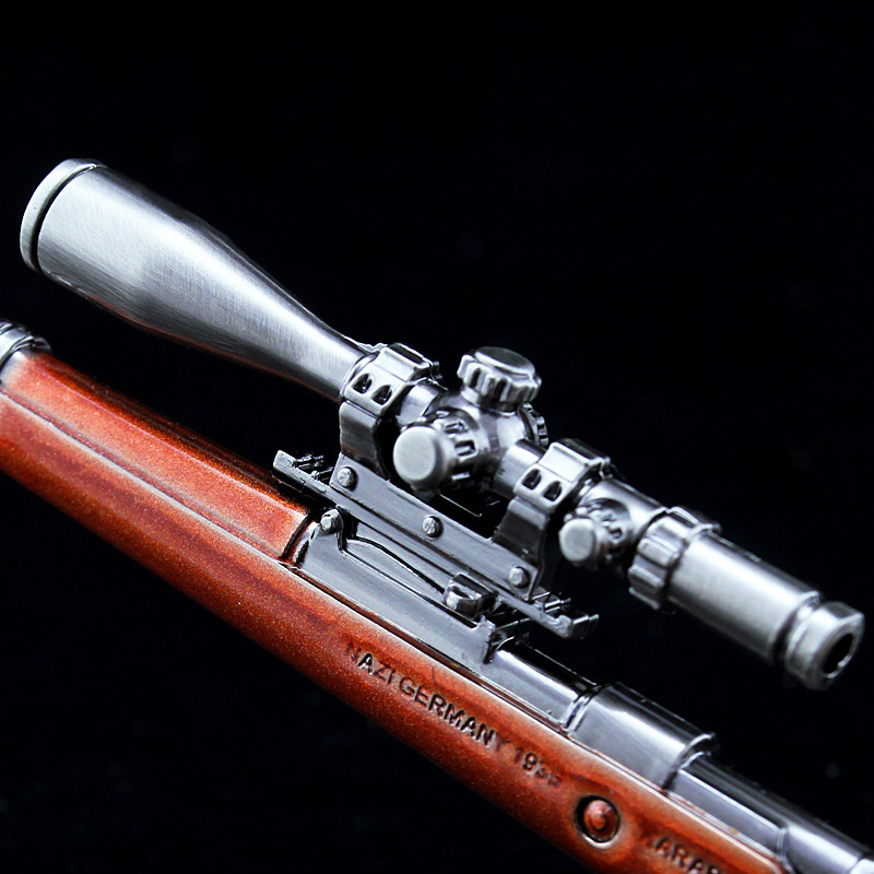 kar98k sniper rifle weapon model (2)