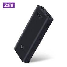 Xiaomi зми Мощность Bank 20000 mAh для ноутбук Hub QC 3,0 заряда пакет Зарядное устройство адаптироваться к компьютеру мощность PD банка для ноутбука macbook