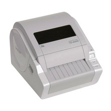 Máquina de etiquetas TD 4000 impresora de etiquetas térmica portátil, autoadhesiva, de código de barras