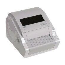 Maszyna do etykietowania TD 4000 termiczna komputera drukarka etykiet przenośna samoprzylepna etykieta Bar drukarka kodów