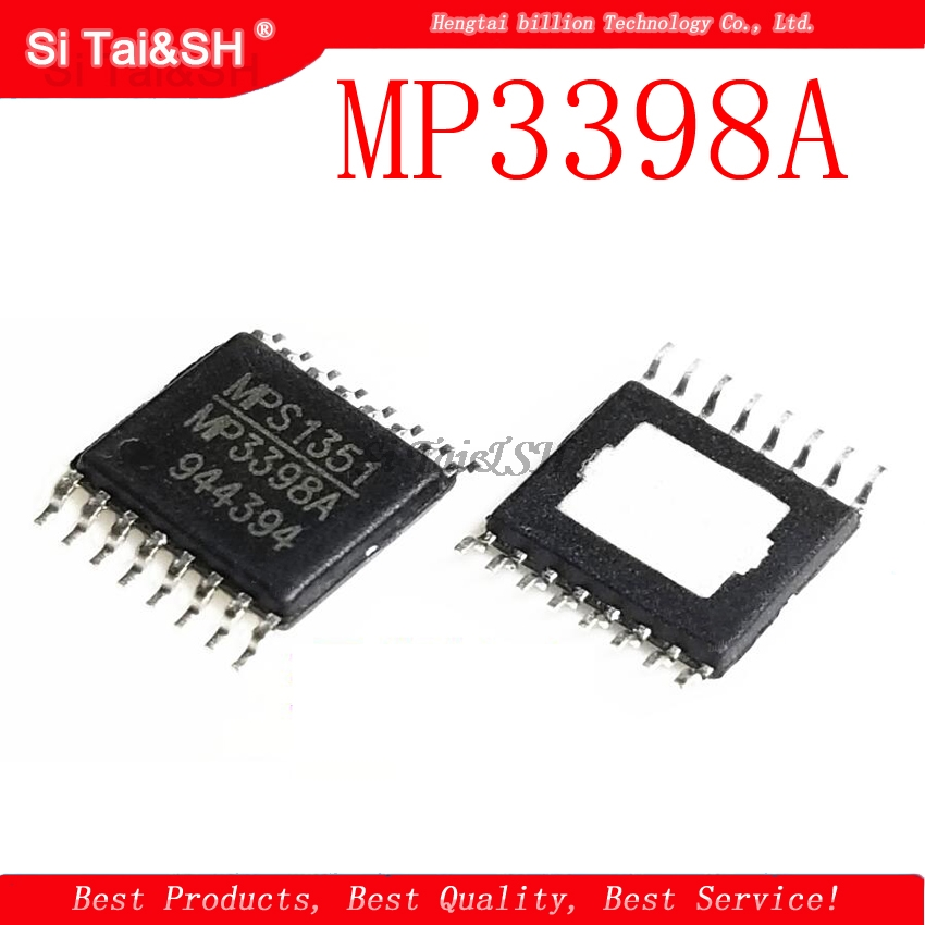 5pcs/lot MP3398 MP3398A MP3398AGF-Z TSSOP-16