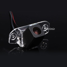 Фотография HD 1280*720 Pixels 1000TV line For volvo S80 SI40 XC60 S40 C70 S80L S40L XC90 car rear view back reverse parking camera