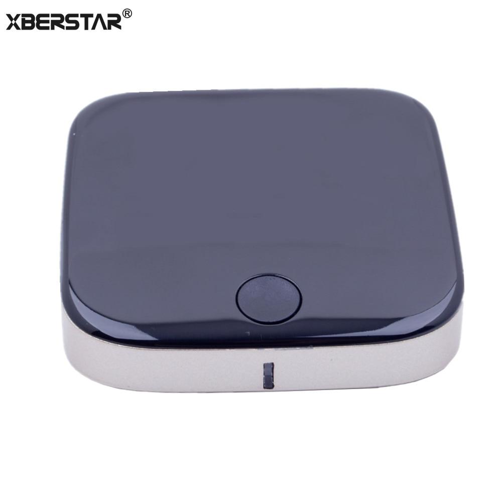 bilder für 2 in 1 Bluetooth Wireless Transmitter und Receiver Stereo Audio Adapter für TOSLINK/SPDIF & AUX