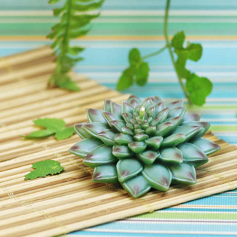 Creative Wedding Candle Succulent plant candle Surprise gift
