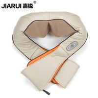 Massage U Shape Electric Massager Body Muscle Stimulator Back Neck Shoulder Relax Massage Infrared 3D Kneading