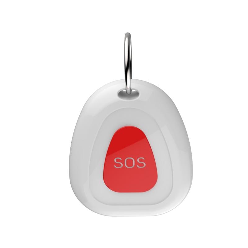 NEO COOLCAM Z-wave Plus Smart Home One Key SOS Alarm Sensor Smart Home Automation Sensor кувалда neo 25 072