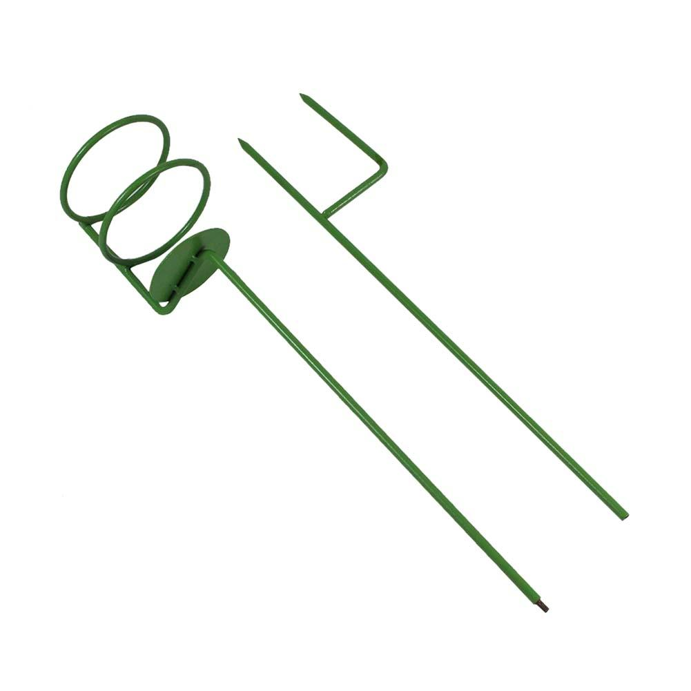 38622144519 Wine Glass & Bottle Holder Stake Set For BBQ Garden Picnic Outdoor Camping  Wine Stakes Metal frame cup holder-in Outdoor Tools from Sports &  Entertainment ...