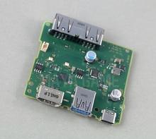 Originele Hdmi Port Connector Socket Vervanging Voor Nintend Schakelaar Ns Opladen Board Pcb Game Console Reparatie Onderdelen Ocgame