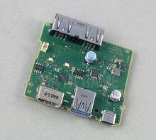 オリジナルhdmiポートコネクタソケット交換nintendスイッチns充電ボードpcbゲームコンソールの修理部品ocgame