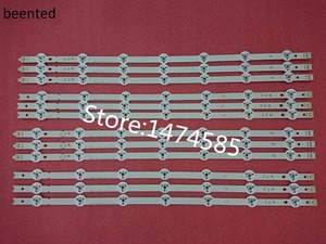 "Image 2 - 12 PCS LED backlight strip 55""V14 Slim DRT R1 L1 R2 L2 for LG 55LB690V 55LB720V LC550DUH(PG)(F1) 6916L 1629A 1630A 1741A 1743A"