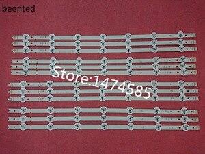 """Image 2 - 12 PCS LED backlight tira 55 """"V14 Fino DRT R1 L1 R2 L2 para LG 55LB690V 55LB720V LC550DUH (PG) (F1) 6916L 1629A 1630A 1741A 1743A"""