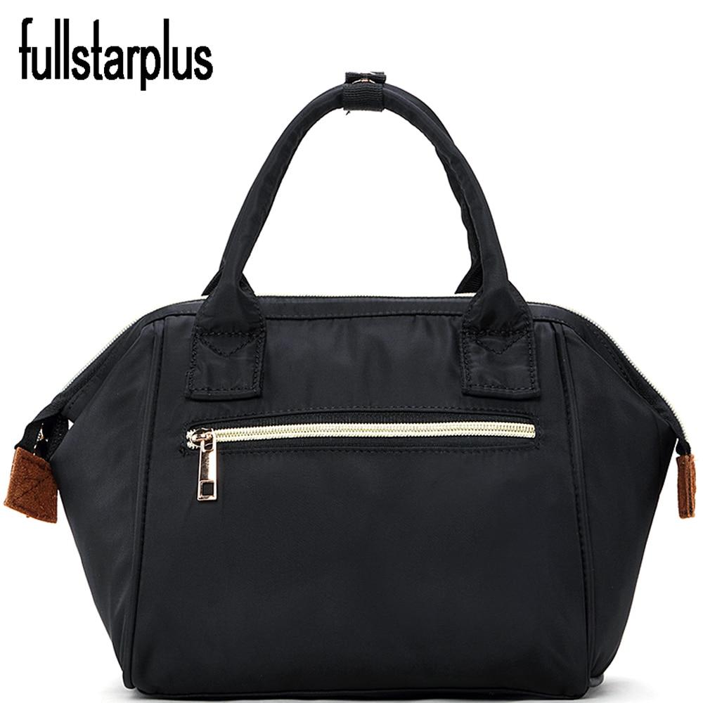 Fashion Designer Women Handbag Female Imported nylon Bags ...