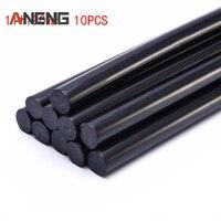 10Pcs/Lot 11mm x 190mm Hot Melt Glue Sticks For Electric Glue Gun Craft Album Repair Tools For Alloy Accessories Welding Equipment