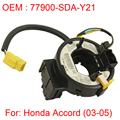 New Spiral Cable Clock Spring Sub-Assy For Honda Accord 2003-2005 OEM 77900-SDA-Y21