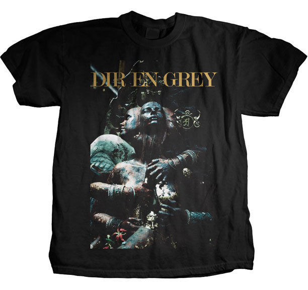 Dir En Grey Statue T Shirt S M L Xl Brand New Official T Shirt ...