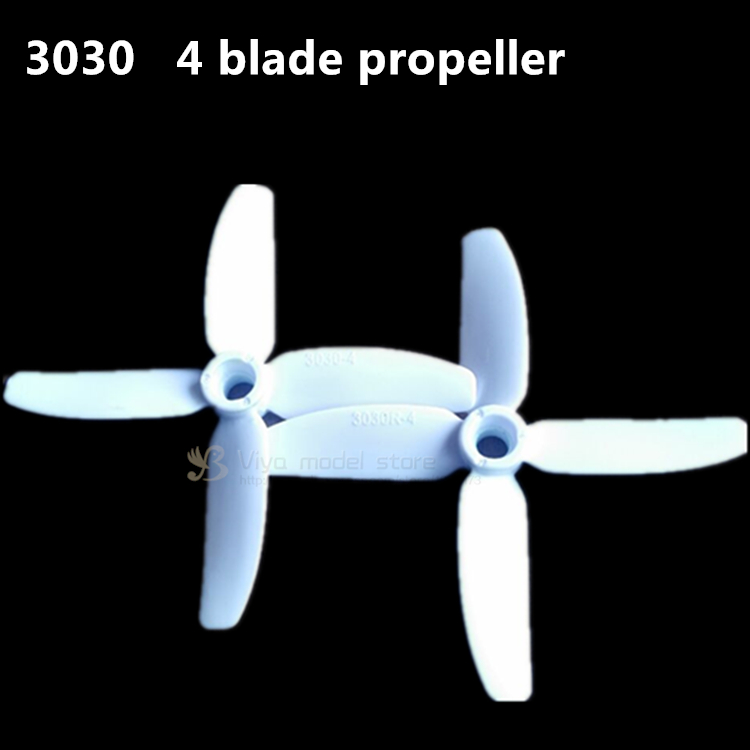 12PCS / 6 pairs 3030 propellers high-quality 3 inch 4 blade propeller (CW/CCW) for DIY mini race drones 180 QAV-R quadcopter 2 pairs 4 pcs 1045 tri blades propellers cw ccw for diy multicopter drones multirotor quadcopter