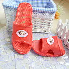 Summer home slippers female home Korean version of the indoo