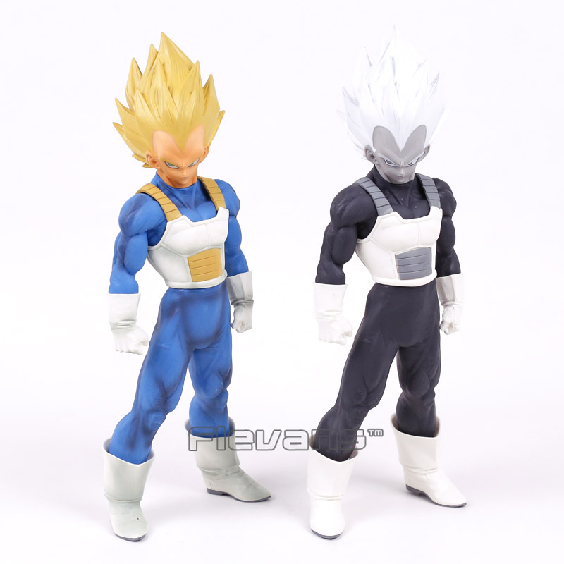 Dragon Ball Z SMSP Super Master Stars Piece The Vegeta PVC Action Figure Collectible Model Toy 2 Colors 30cm free shipping dragon ball z super big super saiyan vegito vegeta pvc action figure model toy 36cm dbfg045