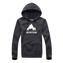 Men Hoodies Hip Hop Casual Coat Outwear Male Pullover Burton High Quality Guy Sweatshirt Stylish Fashion Asian Size RAA0022