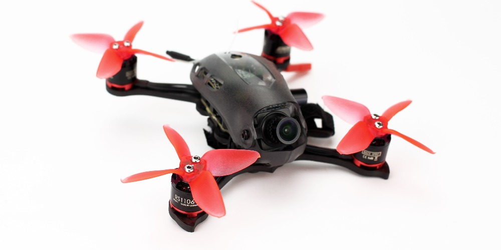 Emax Babyhawk-R RACE(R) Edition 112mm F3 Magnum Mini 5.8G FPV Racing Drone 3S/4S RC Quadcopter PNP / BNF Racer Mini Quadcopter touchstone teacher s edition 4 with audio cd