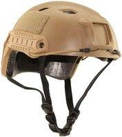 New USMC force FAST BJ Simple helmet tactical military helmet night vision PVS 14 airsoft helmet