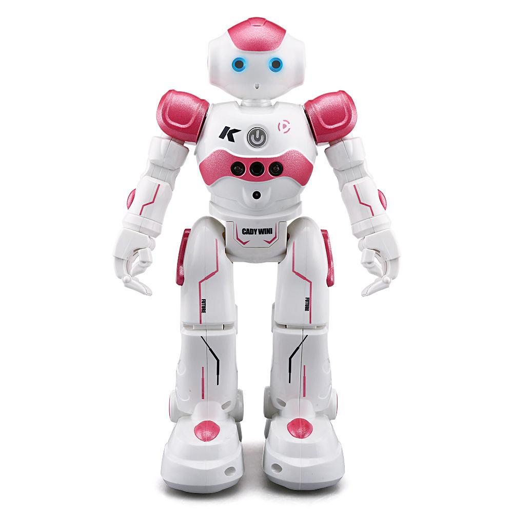 JJRC R2 RC Robot Gesture Sensor Dancing Intelligent Program CADY WIDA Toy F22252/53