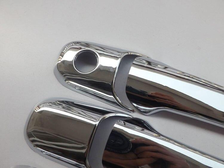 Free Shipping For Mazda 6 2003 - 2008  Mazda 3 CX-7 CX-9 RX8 2004 - 2008 Mazda 5 2006 - 2008  Chrome Car Door Handle Cover Trim (4)
