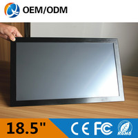 18 5 Inch Fanless PC 18 5 All In One Pc Touch Screen With Inter J1900
