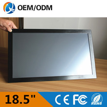 18.5 inch Fanless PC all in one pc touch screen with Inter j1900 1.99GHz 1366×768 industrial computer 2GB RAM 32G SSD